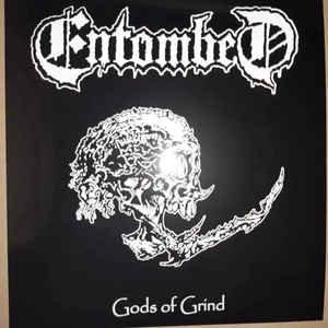 Entombed - Gods of Grind Live 1992 LP