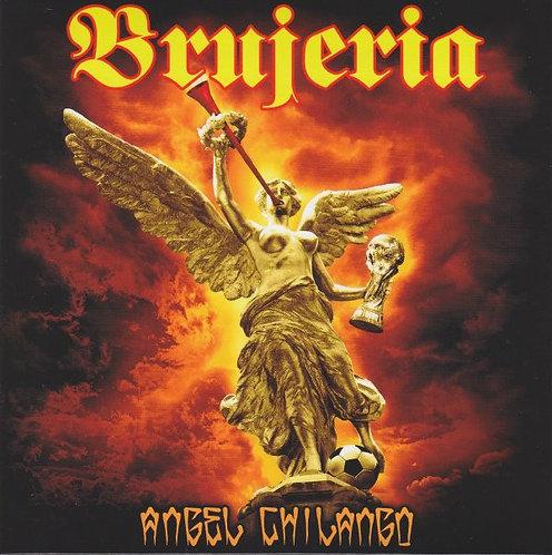 "Brujeria - Angel Chilango 7""EP (Transparent Red Vinyl)"