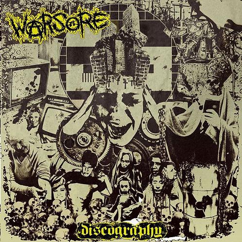 Warsore - Violent Swing Discography 2xLP (Random Colour Vinyl)