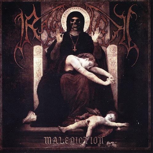 Ragnarok - Malediction CD