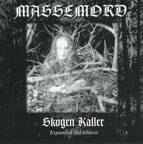 Massemord - Skogen Kaller CD