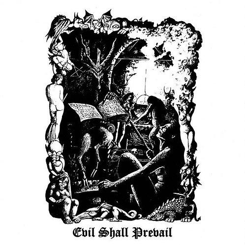 Black Witchery – Evil Shall Prevail 2xLP
