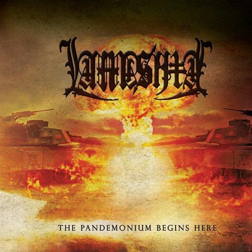 Lammashta – The Pandemonium Begins Here CD