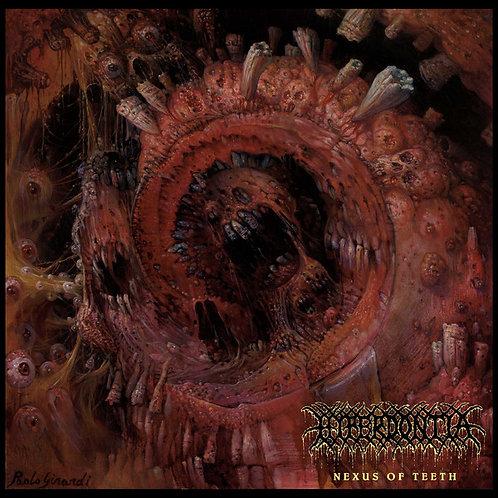 Hyperdontia - Nexus of Teeth LP (Clear Vinyl)
