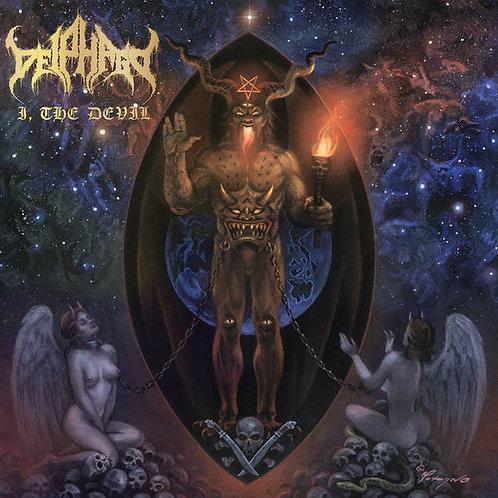 Deiphago – I, The Devil LP (Blue/Gold Vinyl)