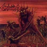Gravewürm – Ancient Storms Of War LP