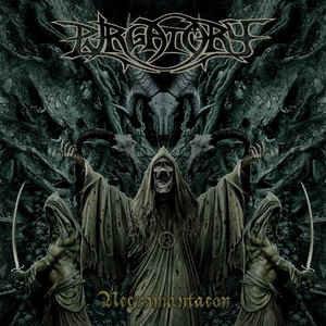 Purgatory - Necromantaeon DIGI-CD (KS)