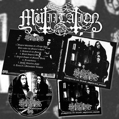 Mütiilation - Vampires of Black Imperial Blood DIGI-CD