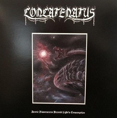 Concatenatus – Aeonic Dissonances Beyond Light's Consumption LP