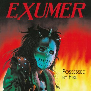 Exumer - Possessed by Fire LP +