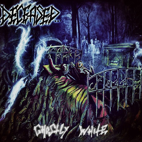 Deceased – Ghostly White CD