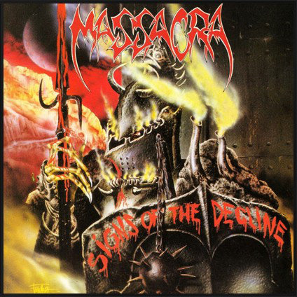 Massacra - Signs Of The Decline CD