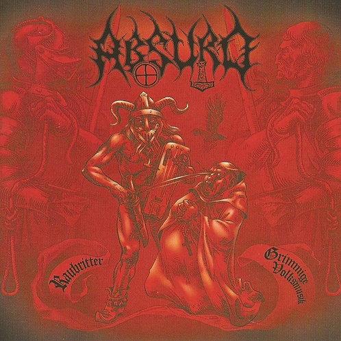 Absurd – Raubritter / Grimmige Volksmusik CD