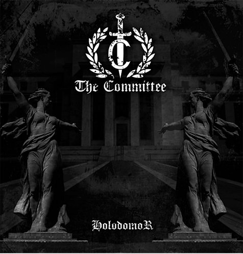 The Committee - Holodomor LP (Clear/Black Marble Vinyl)