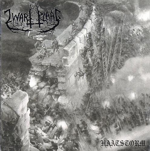 Zwartplaag - Haatstorm CD