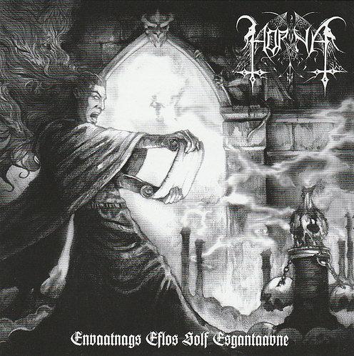 Horna – Envaatnags Eflos Solf Esgantaavne CD