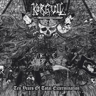 Korgull the Exterminator - Ten Years of Total Extermination 2xDIGI-CD