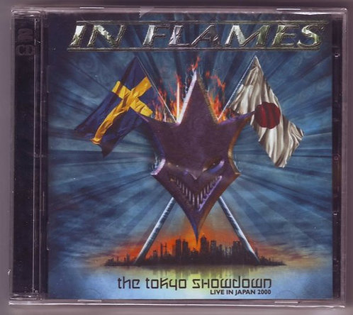 In Flames ‎– The Tokyo Showdown Live In Japan 2000 CD