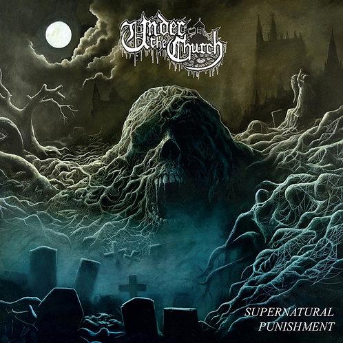 Under The Church - Supernatural Punishment LP (KS)