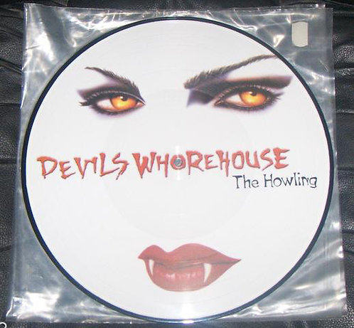 Devils Whorehouse - The Howling PIC-LP