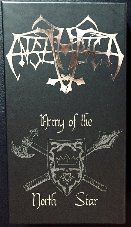 Enslaved - Army of the North Star 4 TAPE BOX