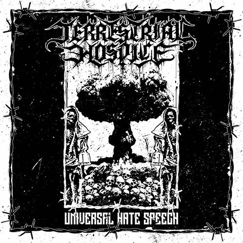 Terrestrial Hospice - Universal Hate Speech Digi-CD