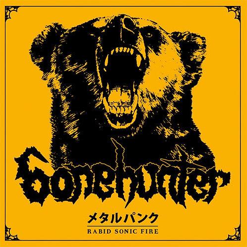 Bonehunter – Rabid Sonic Fire CD