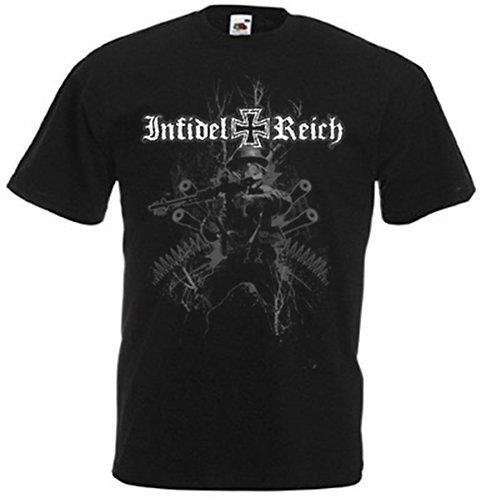 Infidel Reich - Infidel Reich SHIRT