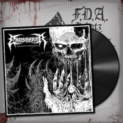 Endseeker – Corrosive Revelation LP