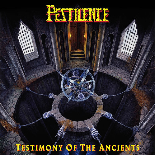 Pestilence - Testimony of the Ancients 2xCD