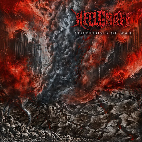Hellcraft – Apotheosis Of War CD