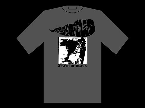 "Mephistofeles - ""A Path of Black"" SHIRT (PRE-ORDER)"