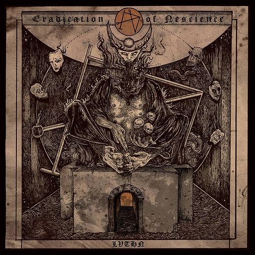 Lvthn - The Eradication Of Nescience Digi-CD