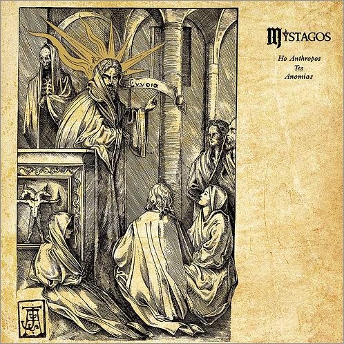 Mystagos - Ho Anthropos Tes  Anomias LP