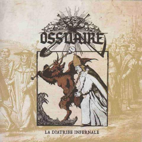 Ossuaire - La Diatribe Infernale MCD