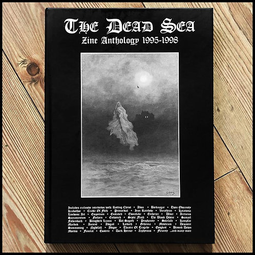 The Dead Sea Zine Anthology 1995-1998 Hardcover BOOK