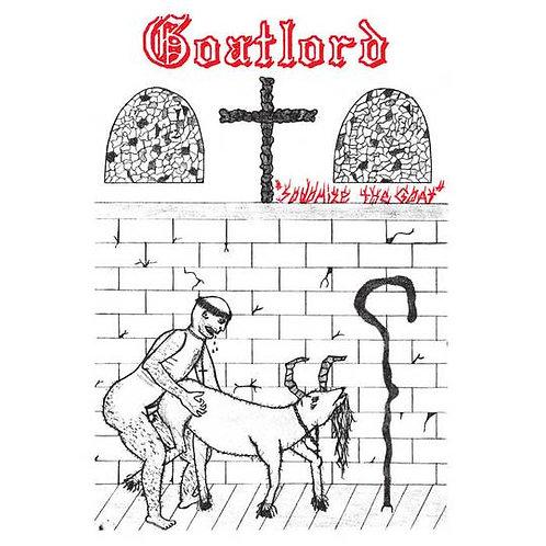 Goatlord – Sodomize The Goat 2xLP (Gold Vinyl)