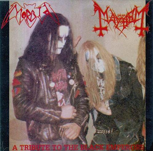 Morbid / Mayhem - A Tribute to the Black Emperors CD