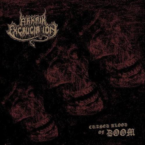 Arkaik Excruciation – Cursed Blood Of Doom LP