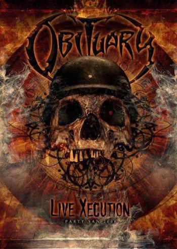 Obituary - Live Xecution - Party.San 2008 DVD