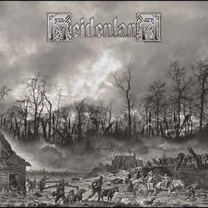 Heidenland - Stormvloek CD