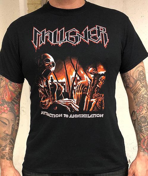 Maligner - Attraction to Annihilation t-shirt