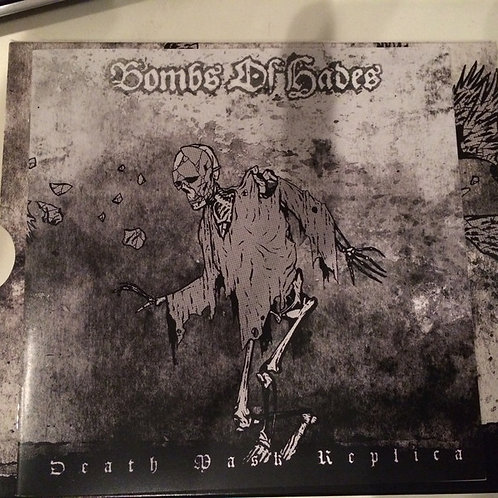 Bombs Of Hades ‎– Death Mask Replica CD