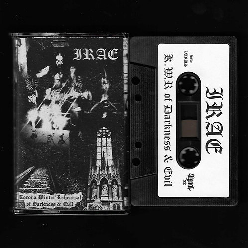 Irae - Korona Winter Rehearsal of Darkness & Evil TAPE