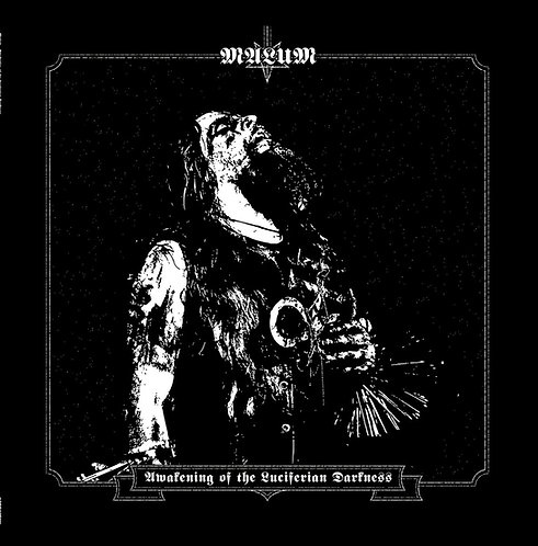 Malum - Awakening of the Luciferian Flame LP