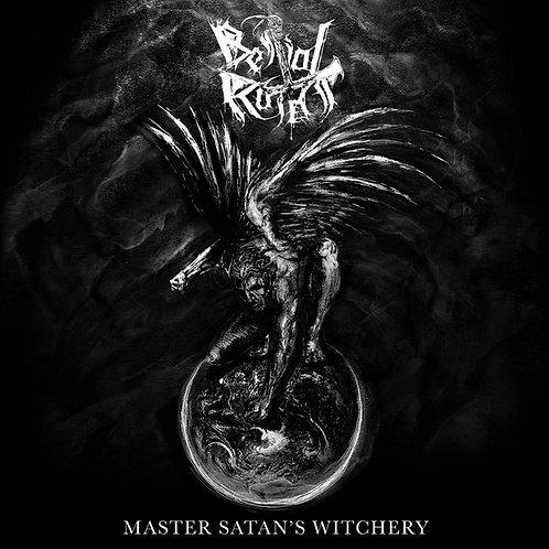 Bestial Raids – Master Satan's Witchery LP