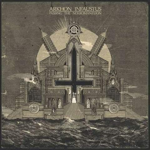 Arkhon Infaustus - Passing the Nekromanteion DIGI-CD