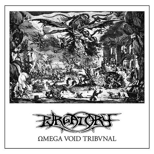 Purgatory - Omega Void Tribunal CD (KS)
