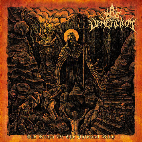 Ars Veneficium – The Reign Of The Infernal King LP