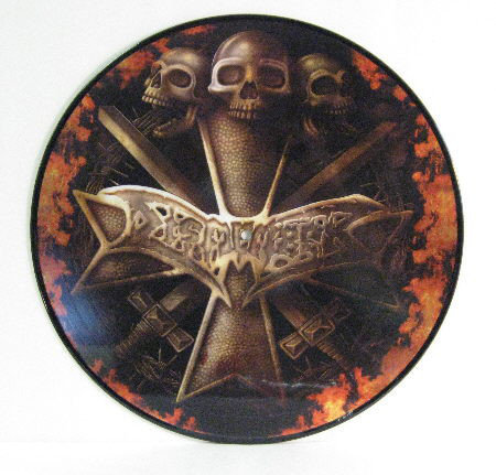 Dismember - Dismember PIC-LP